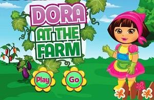 Dora Çiftlik Oyunları oyunu