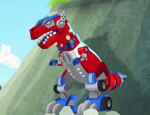 Rescue Bots Oyunları