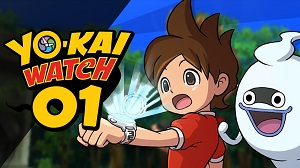 Yo Kai Watch Oyunu oyunu