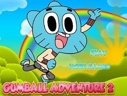 Gumball Macera 2 oyunu