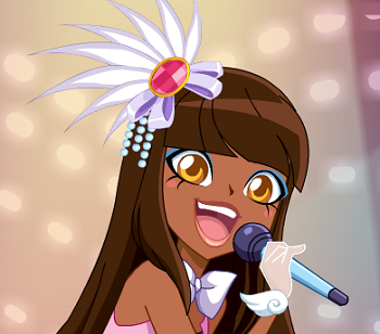 Lolirock Talia oyunu