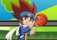 Beyblade Basketbol oyunu