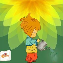 Maysa ve Bulut Bahar Çiçekleri oyunu