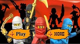 Lego Ninjago Ölü Ülke oyunu