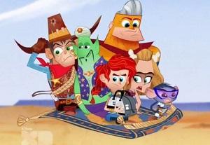 Penn Zero Disney oyunu