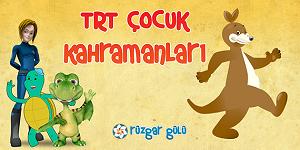 TRT Çocuk Kahramanları oyunu
