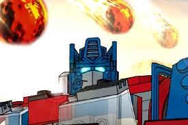 Rescue Bots Ateş Saldırısı oyunu
