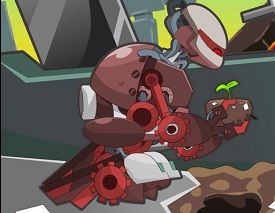 Transformers Rescue Bots Kaçış