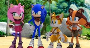 Sonic Boom Oyunu oyunu