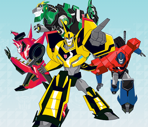 Transformers Robots in Disguise 2.Sezon oyunu