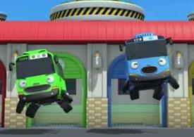 Tayo Otobüs Sürme