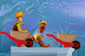 Scooby doo Tuzak İnşaat oyunu
