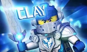Lego Nexo Knights Yenik Clay 2. Bölüm İzle oyunu