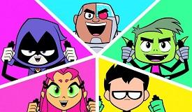 Teen Titans Go Oyunları