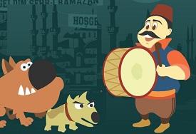 Ramazan Davulcusu Oyunu oyunu