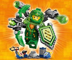 Lego Nexo Knights Oyna oyunu