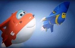 Harika Kanatlar Uçak Yarışı oyunu