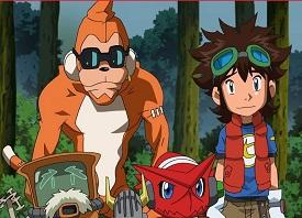 Digimon Fusion Oyunu Oyna