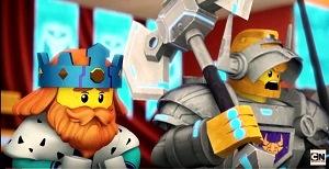 Lego Nexo Knights ile Tanışma 1. Bölüm İzle oyunu