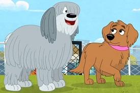 Pound Puppies Sanal Köpek Oyunu oyunu