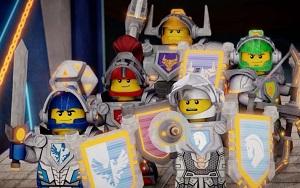 Lego Nexo Şövalyeleri oyunu