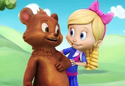 Goldie ve Ayıcık