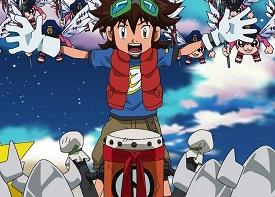 Digimon Fusion Oyunları oyunu