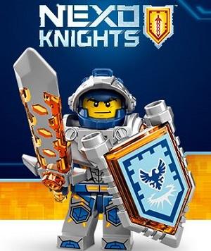 Lego Nexo Knights oyunu
