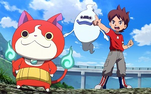 Yo Kai Watch Çizgi Film