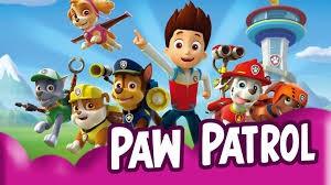 Paw Patrol oyunu