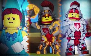Lego Nexo Knights Oyunları