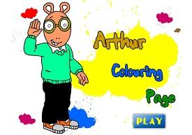 Arthur Boyama Oyunu oyunu