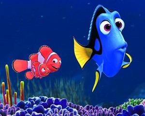 Kayıp Balık Dory oyunu