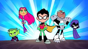 Teen Titans Go Karanlık Kahraman