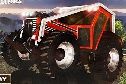 4 Çarpı 4 Yarışçı Traktör