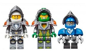 Lego Nexo Knights İzle oyunu