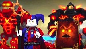 Lego Nexo Knights İstila 3. Bölüm İzle oyunu