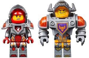 Lego Nexo Knights Oyunu oyunu
