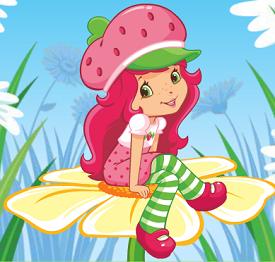 Çilek Kız Meyve Bahçesi oyunu