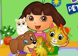 Dora Oyunları oyunu