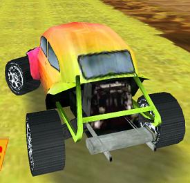 Yarışçı Arazi Böcek oyunu