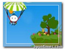 Paraşütcü ve Balonlar oyunu