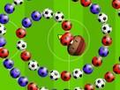 Pepee Futbol Zuma Oyunu oyunu