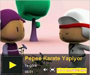 Pepee Karate Yapıyor oyunu