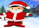 Pepee Noel Baba oyunu