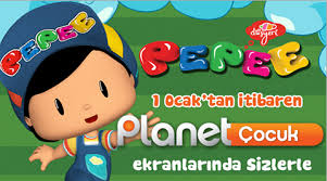 Pepee Planet oyunu