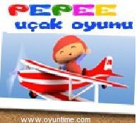 Pepee Uçak oyunu