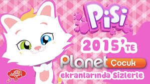 Pisi Planet Çocuk oyunu