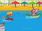 Plajda Savaş oyunu