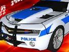 Polis Arabası Parket oyunu